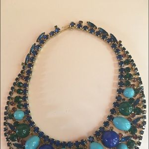 Jewelry - Vintage statement collar